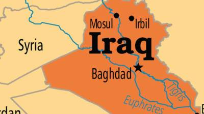 Four killed in Baghdad bomb blast