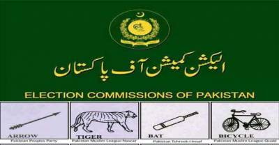 Friday last date to apply for Election Symbols: ECP