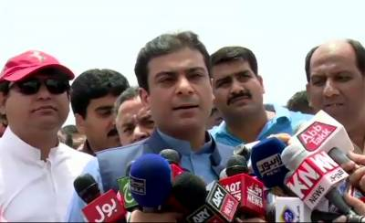 Hamza Shahbaz Sharif to appear before NAB yet again