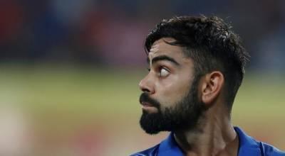Indian skipper Virat Kohli suffers a big setback