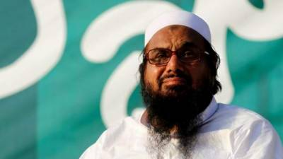 JuD Chief Hafiz Saeed hits out at US over spread of Daesh, advises Pakistan to recalibrate foreign policy with China, Russia
