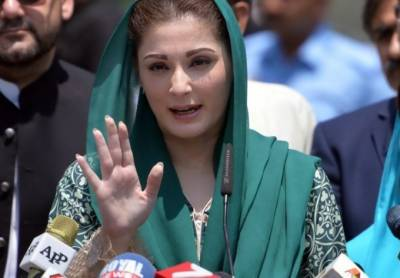 -Maryam Nawaz tries to reinvent her own law in the Accountability Court