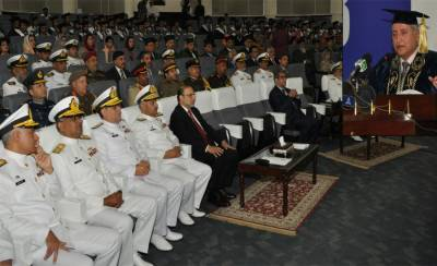 Pakistan Navy trains 28 officers of the friendly countries in Navy War College