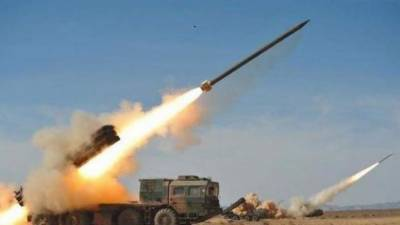 Saudi Air Defence intercept another ballistic missile attack