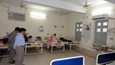 Balochistan govt taking steps for promotion of health sector