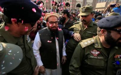 China, Pakistan reject 'baseless' Indian paper report about Hafiz Saeed