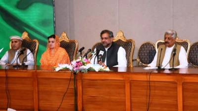 Constitutional amendment passage another fulfilment of PML-N's promise: PM