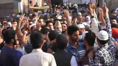 Forceful anti-India, pro-freedom rally held in Srinagar