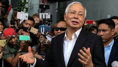 Malaysian Police recovers Rs 3.5 billion in raids on former PM Najib