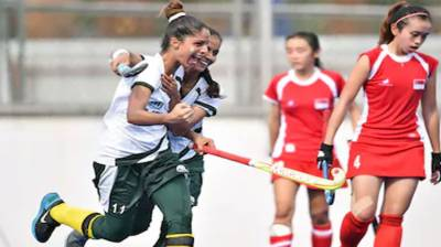 Pakistan hockey player Afshah Noreen signs with Australian club
