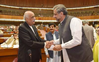 PM thanks opposition for voting in favour of historic amendment bill