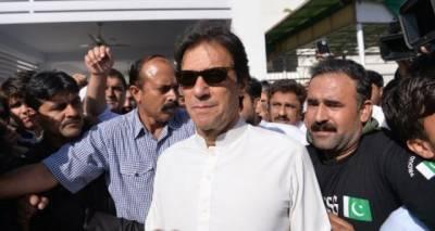 Ruckus in NA as Imran Khan makes comeback
