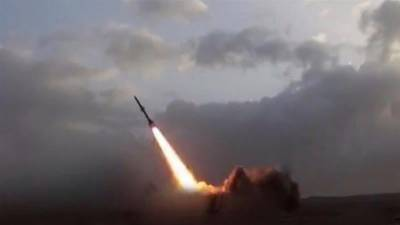 Saudi Arabia intercepts ballistic missile fired from Yemen