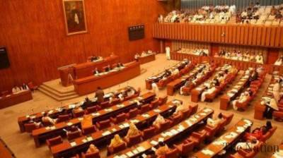 Senate of Pakistan passes the historic constitutional amendment bill