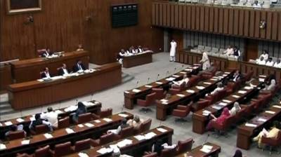 Senate resumes session in Islamabad
