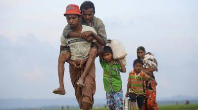 UN appeals for financial support to Rohingya Muslims during monsoon