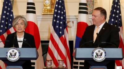 US, South Korea to pursue talks b/w Washington, Pyongyang