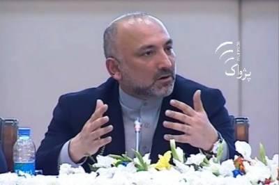 Afghanistan NSA Hanif Atmar to arrive in Pakistan, likely to meet COAS General Bajwa