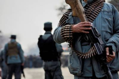 Afghanistan soldiers are selling military weapons to Afghan Taliban: Officials