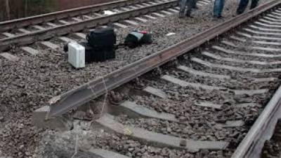 Blasts on track halts railway traffic in Hyderabad