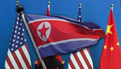 China denies benefitting from cancellation of US-North Korea talks