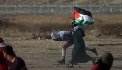 Dozens of Palestinians injured by Israeli gunfire, tear gas in Gaza border protests