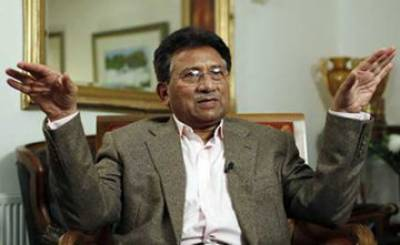 General (R) Pervaiz Musharaf lashes out at India over nuclear assets