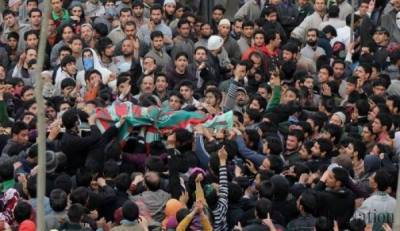 Indian Army martyrs five Kashmiri youth in a fake operation