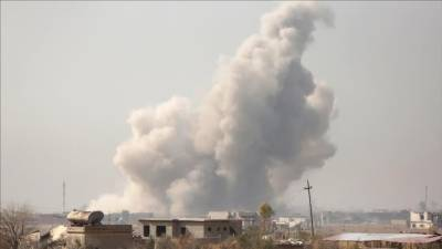 Iraqi warplanes strike Daesh positions in Syria