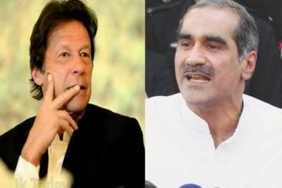 Khawaja Saad Rafique to contest elections against Imran Khan from Lahore