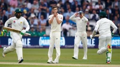 Lord's Test: Pakistan lead by 166 runs
