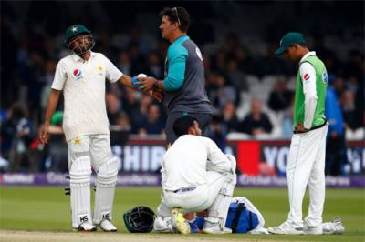 Pakistan faces a big setback in Lord's Test