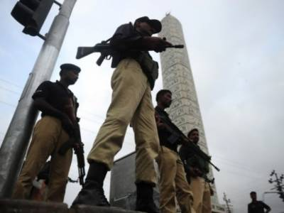 Police officials caught running extortion gang