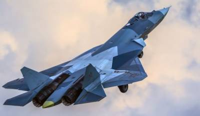Russia unveils fifth generation stealth fighter jet Su - 57 in Syria Operations