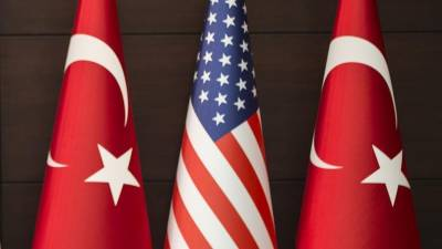 US delegation in Turkey discuss Syria's Manbij