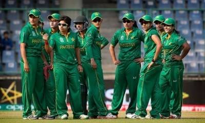 Women's camp for T20 Asia Cup starts