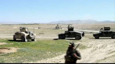 Afghanistan: Govt forces conduct anti-Taliban operations In 7 provinces