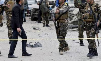 Back to Back explosions reported in Afghanistan