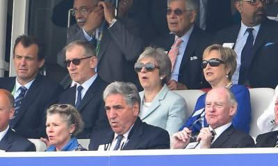 British PM Theresa May impressed with Pakistani cricket team performance at Lord's Test
