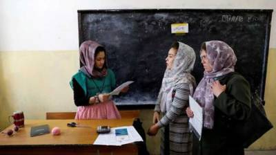 Candidate registration starts for Afghan parliamentary elections
