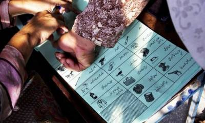 ECP puts sensitive secuirty data of 10 crore voters at stake