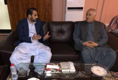 Five names for Balochistan caretaker CM shortlisted