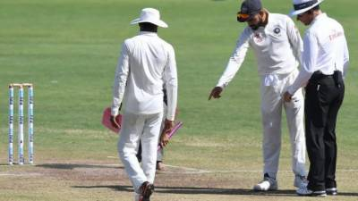 ICC to investigate 'pitch-fixing' allegations in Sri Lanka Tests