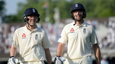 Lord's test against Pakistan, England will resume their second innings today
