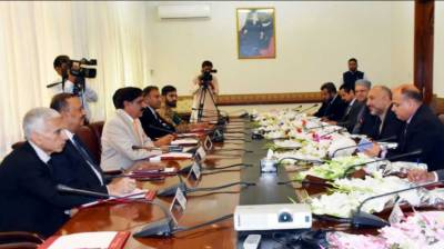 Pakistan Afghanistan high level delegation vow to enhance bilateral ties