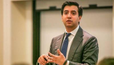 Pakistan Ambassador designate Ali Jahangir Siddiqui leaves for US ahead of schedule
