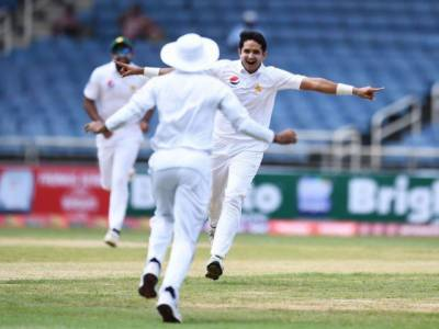 Pakistani pacer Mohammad Abbas makes history at Lord's