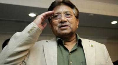 Pervaiz Musharraf warns emerging US - India alliance against Pakistan