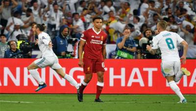 Real Madrid beats Liverpool to clinch Champions League