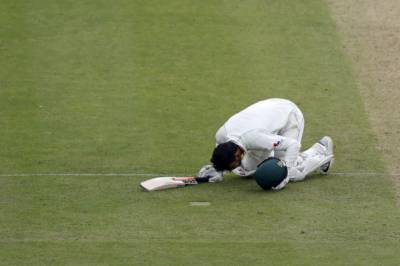 Shadab Khan makes history in the Lord's Test